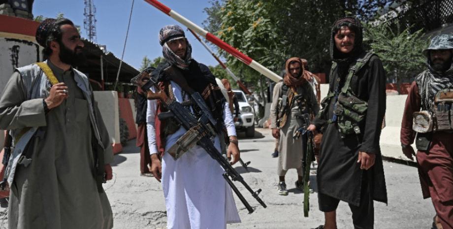 Афганістан, таліби