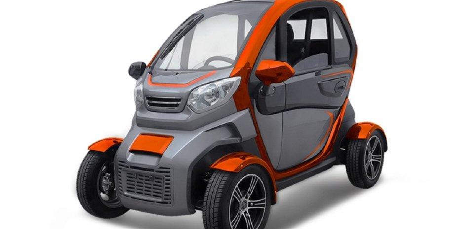 ANAIG Quick ANJ3000, Самый дешевый электромобиль в Украине, китайский электромобиль, электромобили