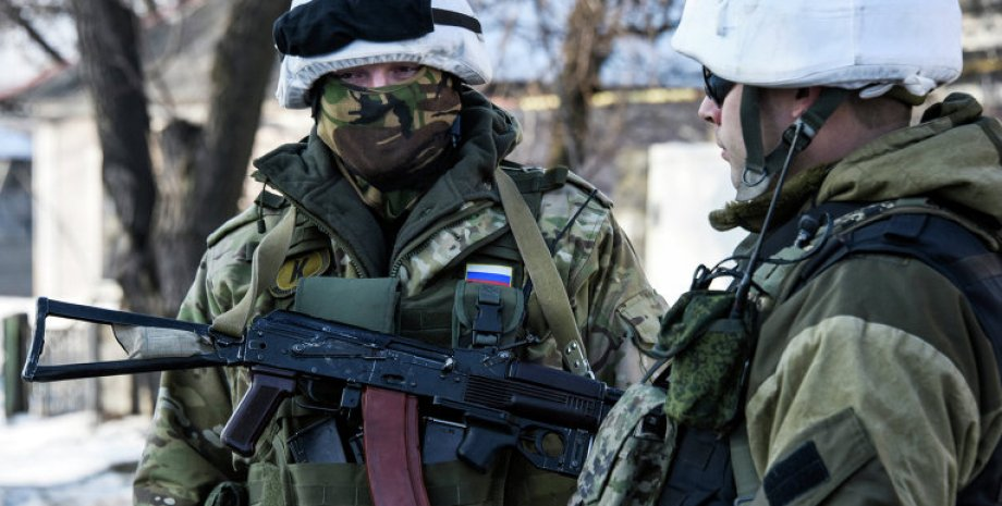 "Боевики в Донбассе / Фото: ""РИА Новости"""