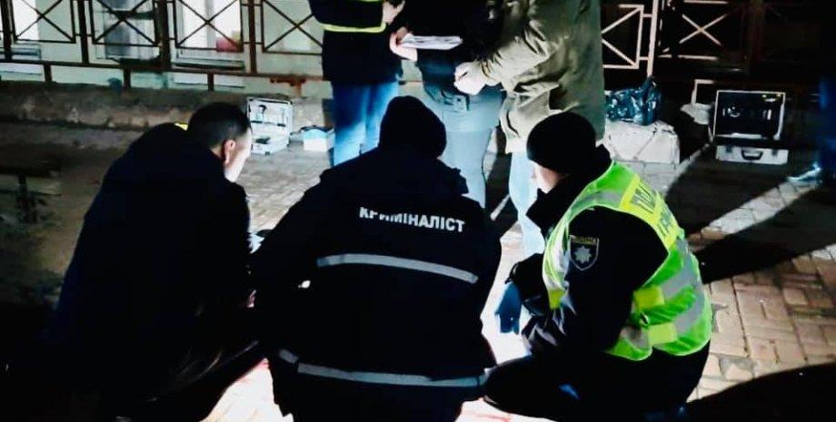 Фото: полиция Киева