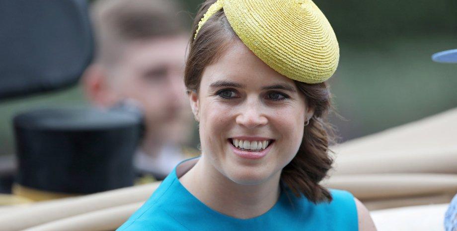 принцеса Євгенія, кузина принца Гаррі