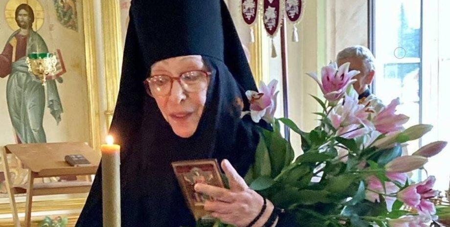 Екатерина Васильева, монашка, постриг, церковь