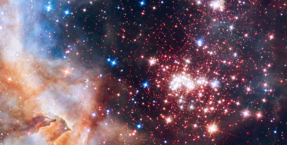 Вестерлунд, звездное скопление, Млечный Путь, фото