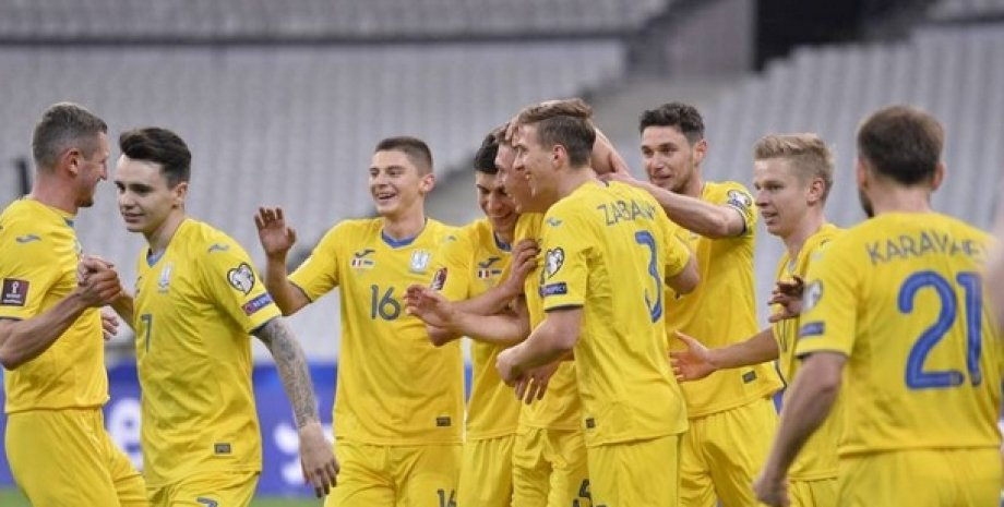 матч, Украина, Бахрейн, Евро-2020, Харьков, футбол, спорт