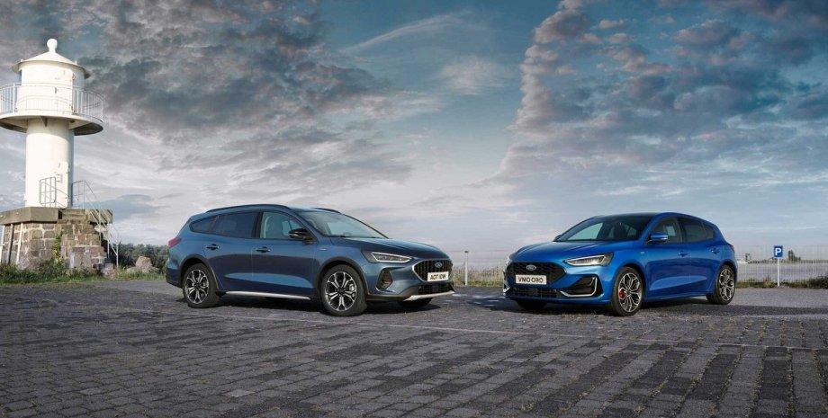 Новый Ford Focus, Ford Focus 2022, Ford Focus, Форд Фокус, новый Форд Фокус