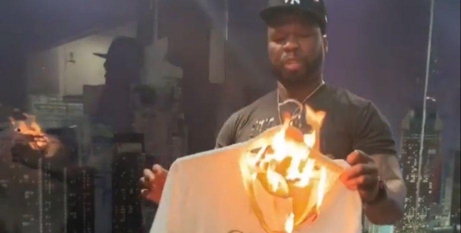 Скриншот из видео 50 Cent
