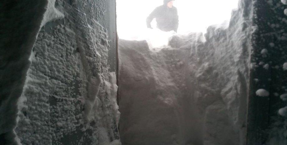 Гора Поп-Иван / Фото: facebook/chornogora.rescue112