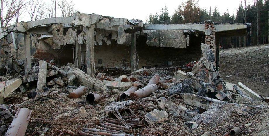Чехія, вибухи в Чехії, Врбетіце, вибухи у Врбетіце 2014