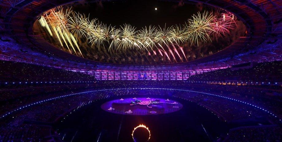 Церемония закрытия Евроигр в Баку / Фото: Getty Image