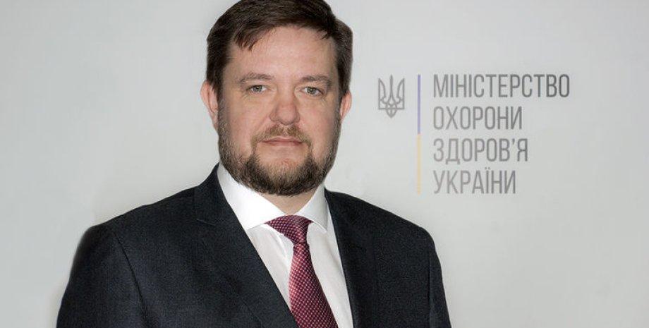 Дмитрий Коваль/Фото: moz.gov.ua