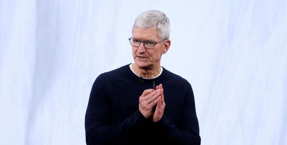 кук, тим кук, apple, директор