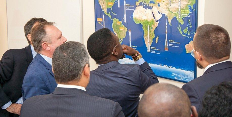 Госкосмос обсудил с Кенией сотрудничество в космосе