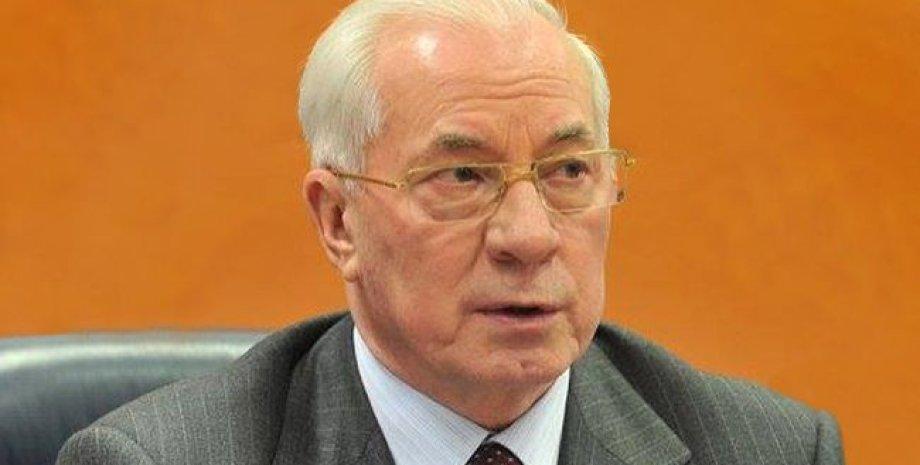 Николай Азаров /Фото: facebook.com/Nikolay.Azarov