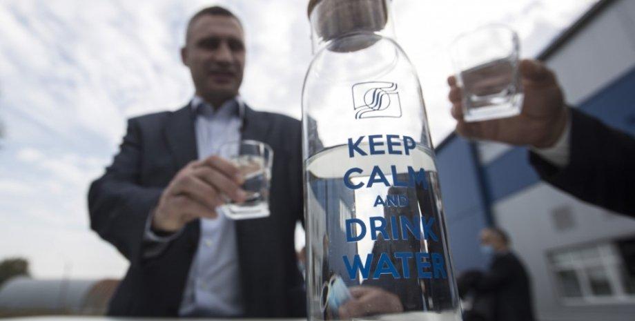 вода в киеве, питьевая вода