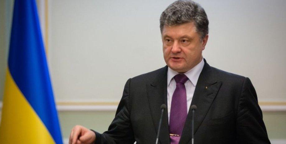 Петр Порошенко / Фото: Telegraf.com.ua