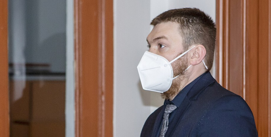 Лукаш Новачек, суд, чехия, боевик, донбасс