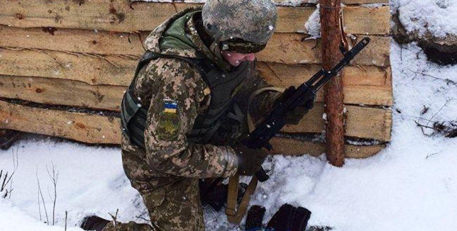 Фото: ООС на Донбассе (flickr.com/ministryofdefenceua)