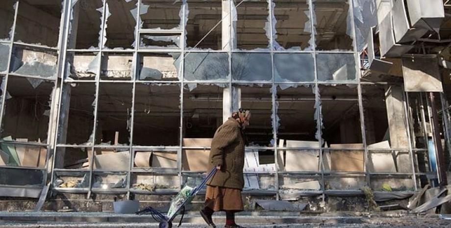 Руйнування на Донбасі, Австрія, Донбас, Гуманітарні проекти, Фінансова допомога