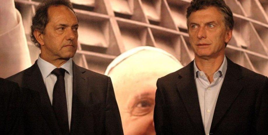Даниэль Скиоли и Морисио Макри / Фото: porven.com.ar