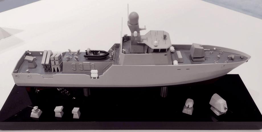 ракетные корабли для украины