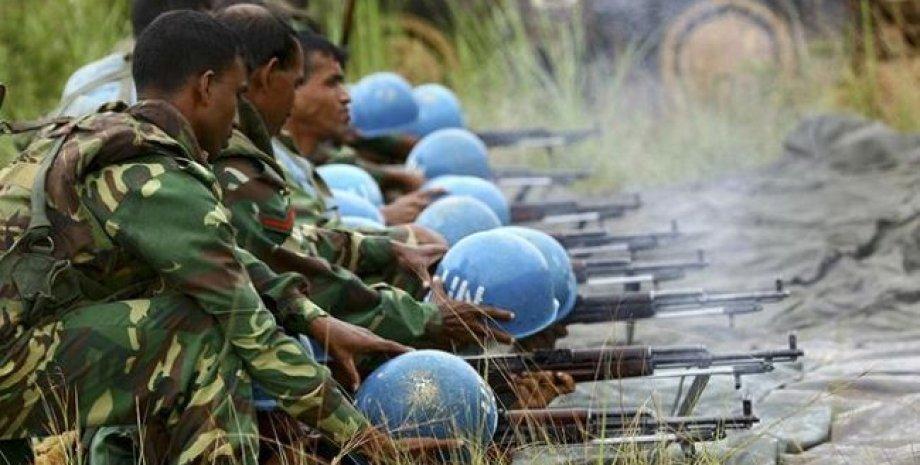 Миротворцы ООН / Фото: United Nations