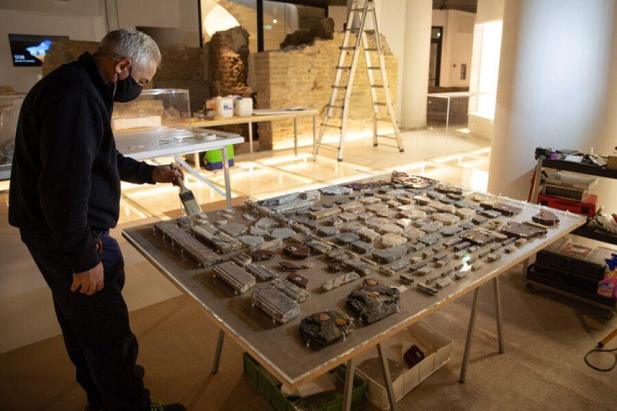 Все фото: Soprintendenza Speciale Archeologia Belle Arti