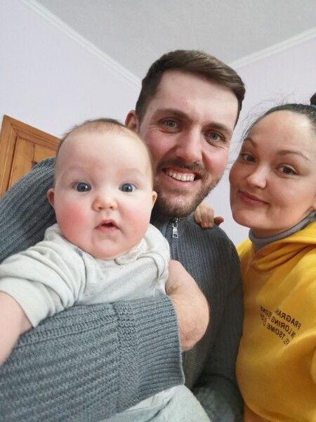 Семья Магас - фото