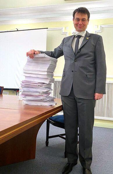 Даниил Гетманцев, председатель Комитета Верховной Рады по вопросам финансов, налоговой и таможенной политики, налоги, фото