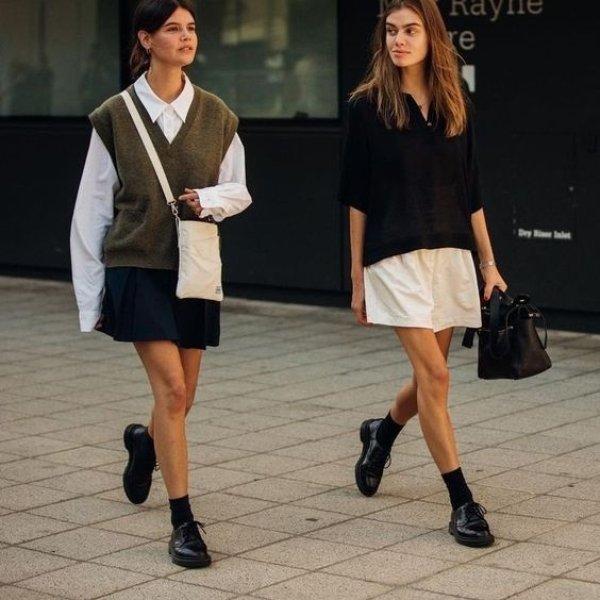 школьная мода, школьная форма