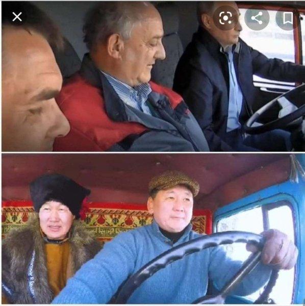 Ухнаагийн Хурэлсух, Владимир Путин