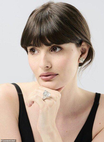 бриллиантовое кольцо, австралия