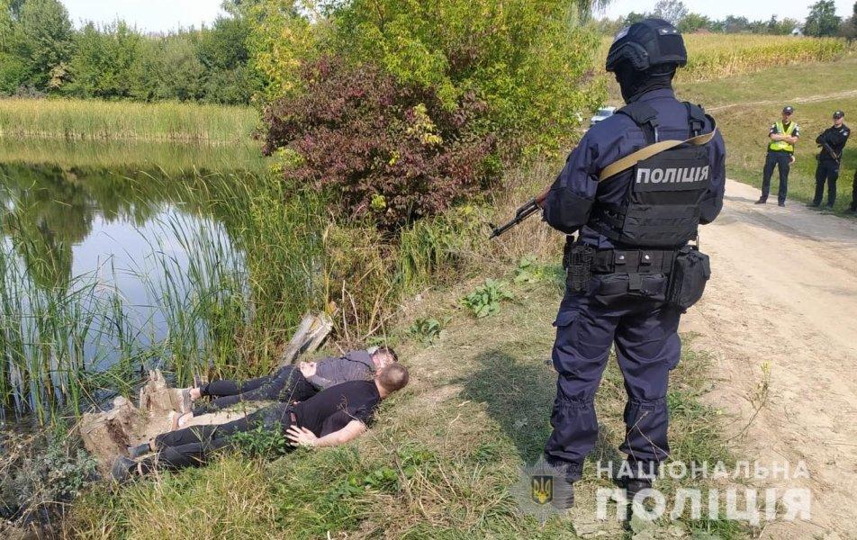 полиция, аграрные рейдеры, задержание