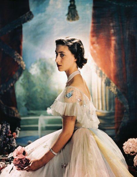 принцесса маргарет, сесил битон, принцесса маргарет в молодости