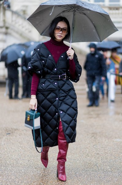 стеганая одежда, тренды осень 2021, модные тренды 2021, мода осень-зима