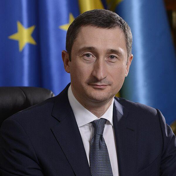 Министр развития общин и территорий Алексей Чернышов