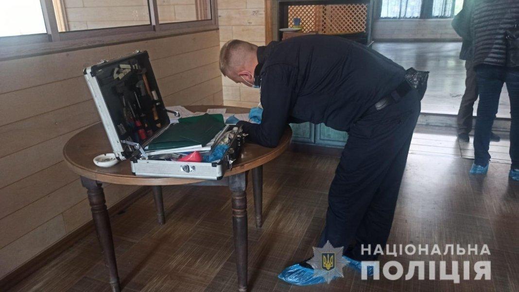 В Харькове Олег Привалов застрелился из ружья