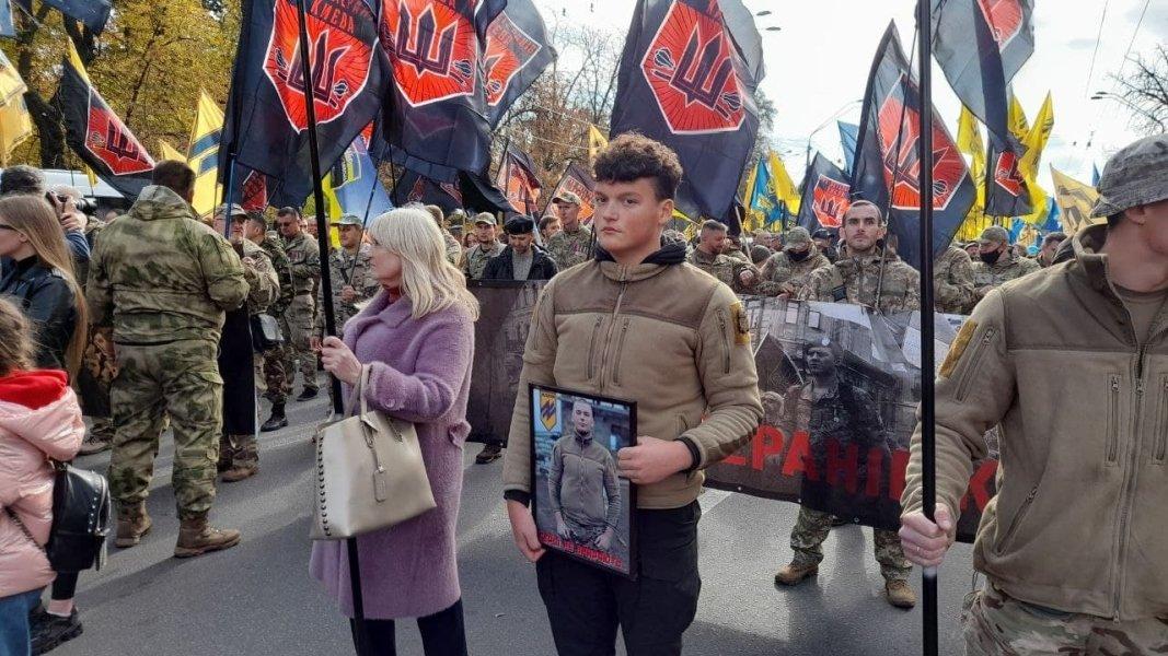 14 октября, День защитников и защитниц Украины