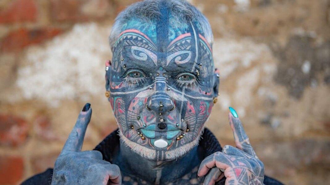 Вольфганг Кирш, татуировки, пенсионер