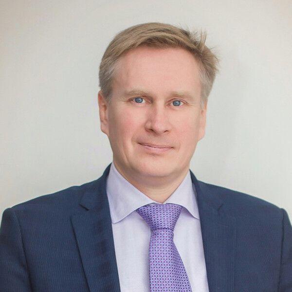 И. о. главы Национальной службы здоровья Украины Андрей Виленский
