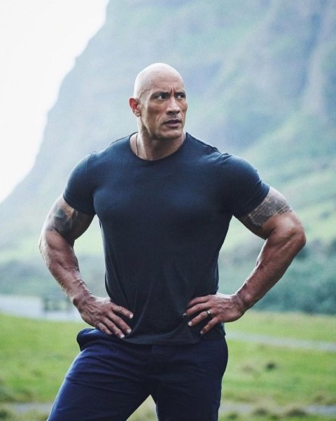 "Duane ""Rock"" Johnson, actor"