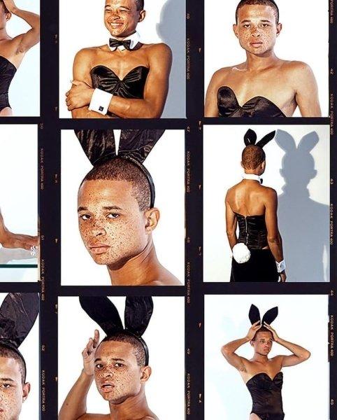 Новая модель журнала Playboy