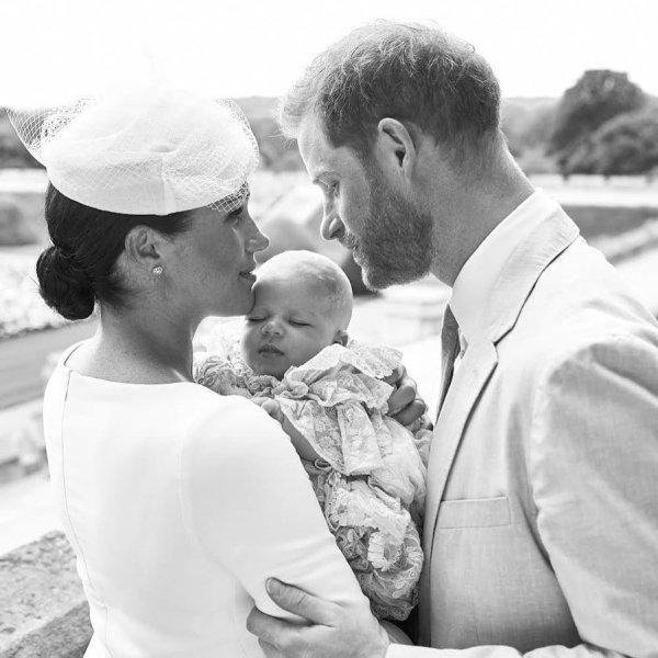 Меган и Гарри больше не планируют иметь детей
